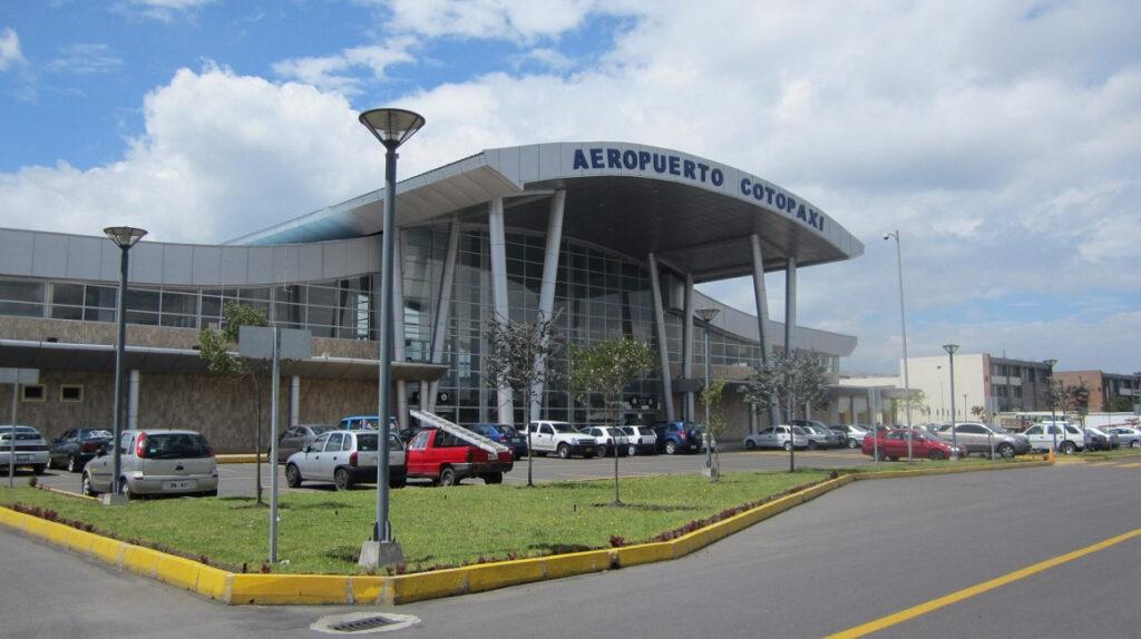 Detectan avión con droga en el aeropuerto de Cotopaxi
