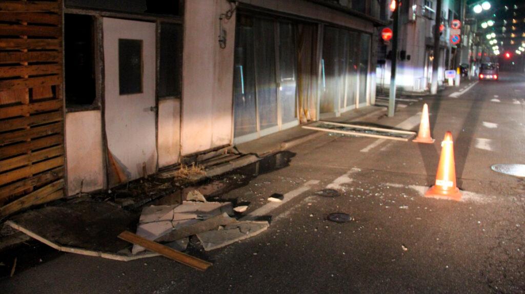 Inocar descarta tsunami tras nuevo sismo en Japón
