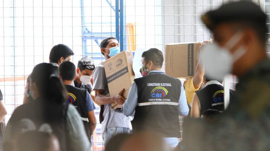 Errores en las actas, una de las causas del retraso del proceso en Guayas