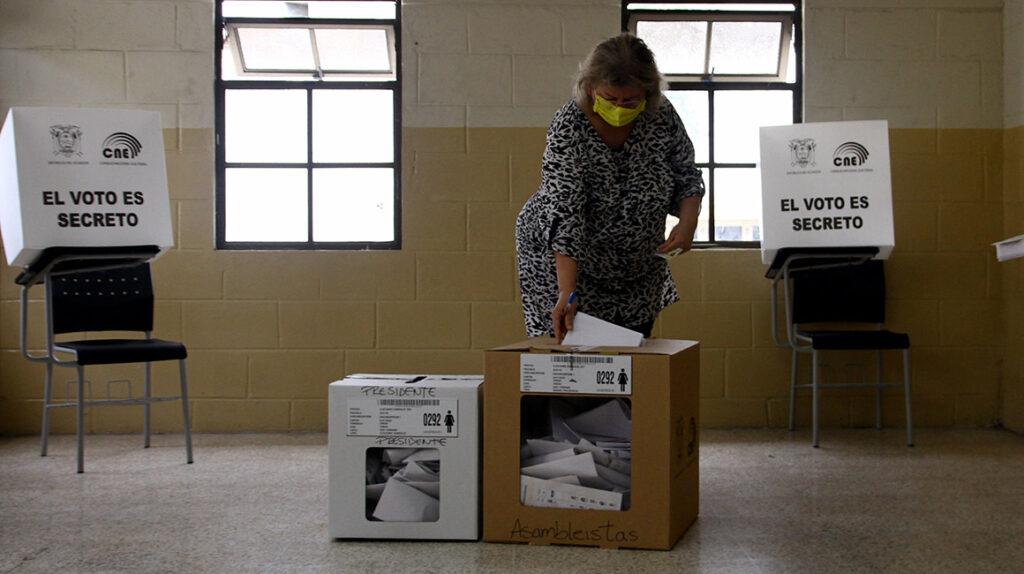 Ecuador lidera el Índice de Observación Electoral en la región