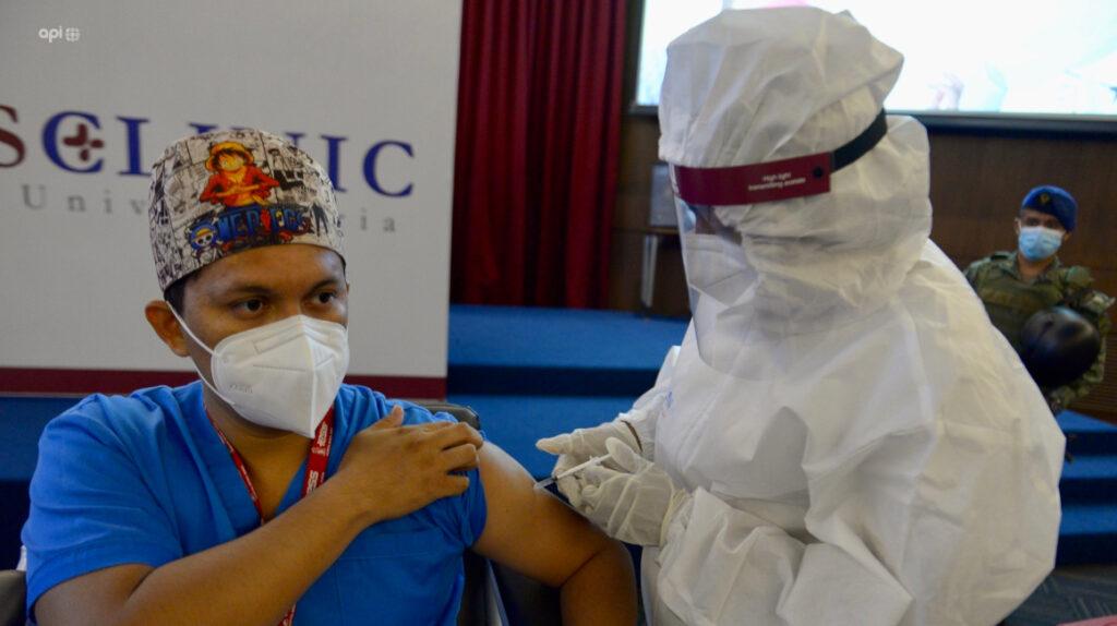 11 de febrero: Ecuador reporta 2.137 contagios de Covid-19 en 24 horas