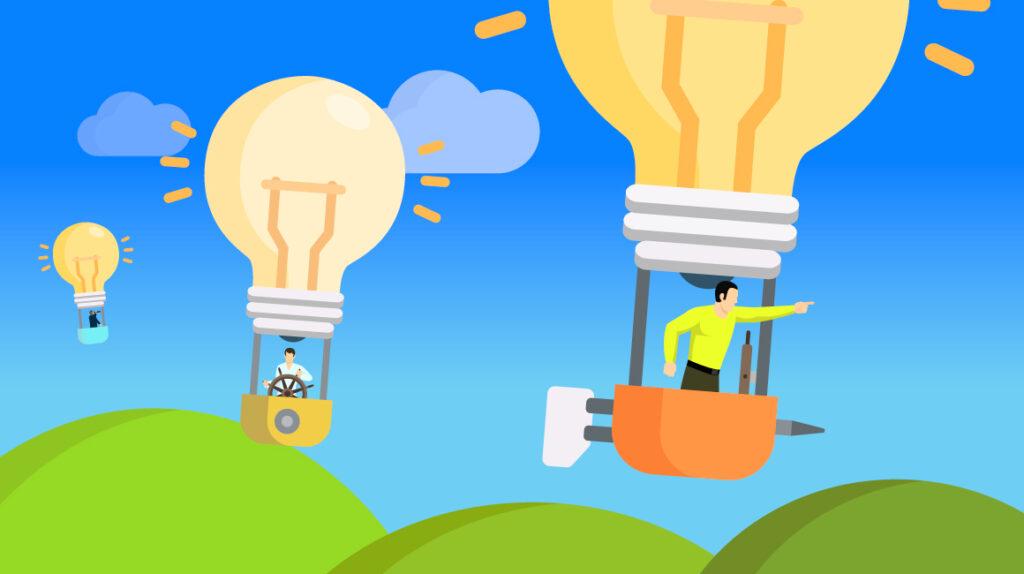 Ecuador: un país de  emprendedores, pero con poca innovación