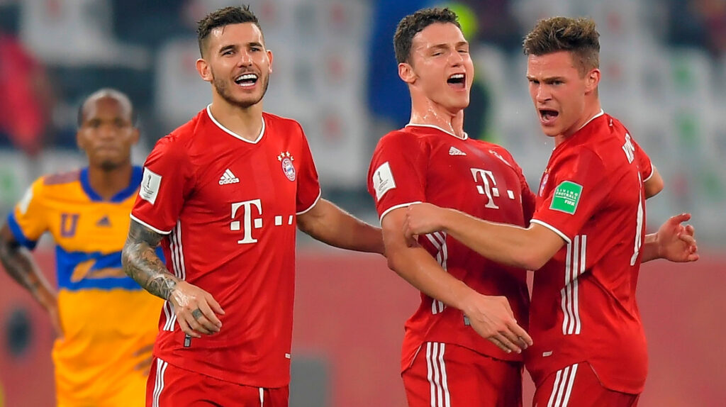 Bayern Múnich y PSG se enfrentan en cuartos de final de la Champions