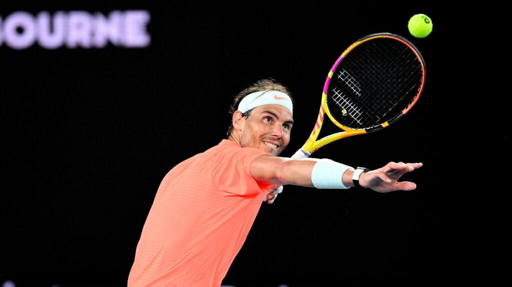 Rafael Nadal avanza a la tercera ronda de Australia con una fácil victoria