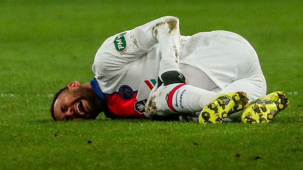 Neymar no jugará contra el FC Barcelona por una lesión