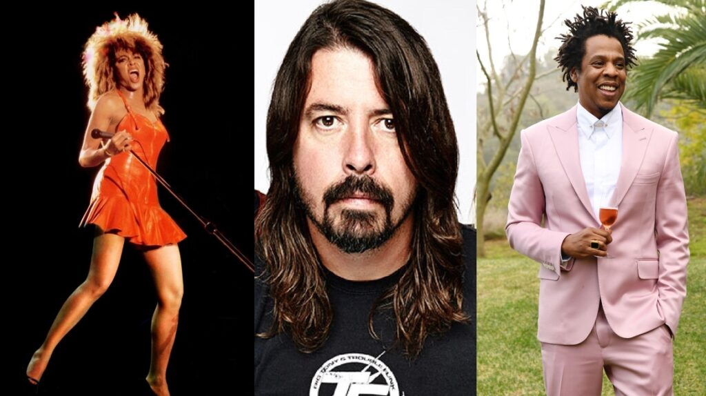 Tina Turner, Jay-Z y Foo Fighters nominados al Rock and Roll Hall of Fame