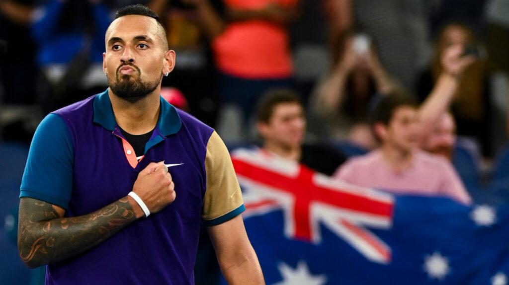 Tras una remontada, Kyrgios se enfrentará a Thiem en el Abierto de Australia