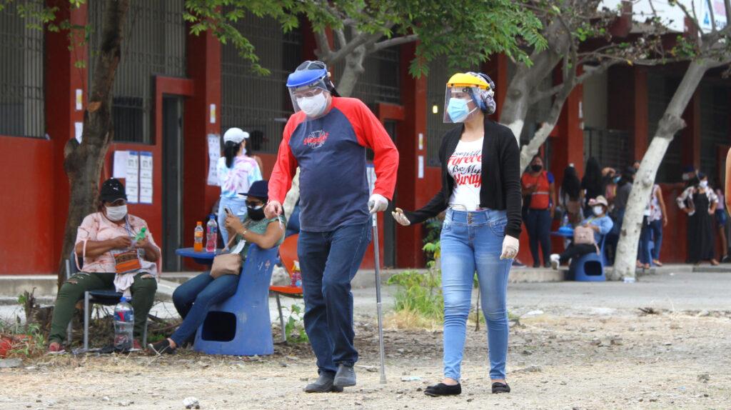9 de febrero: Ecuador registra 68 fallecidos por Covid-19 en 24 horas