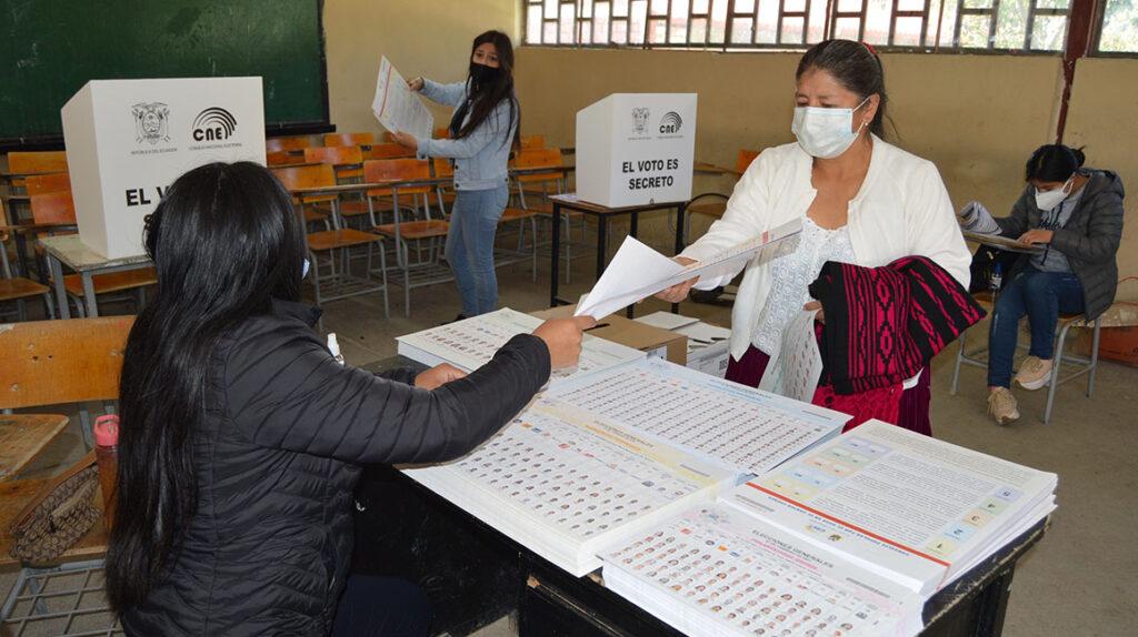 El voto nulo tiende a ser mayor en la segunda vuelta electoral