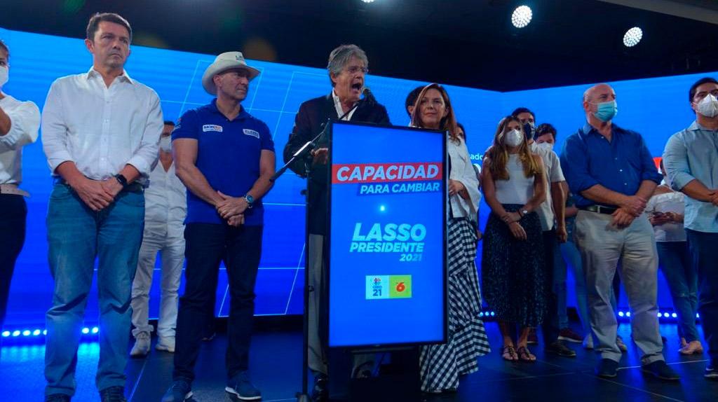 La orfandad política de Creo en el Centro de Convenciones de Guayaquil