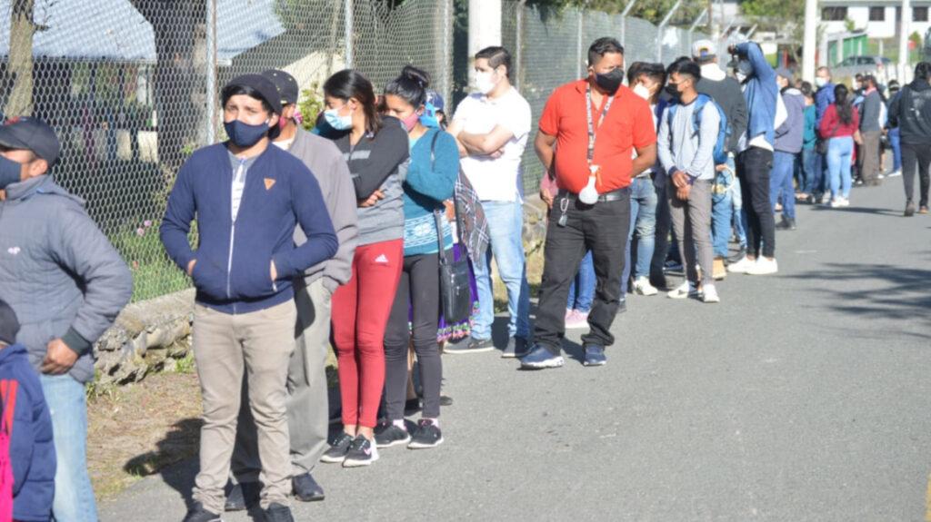 8 de febrero: Ecuador llega a los 258.607 contagios de coronavirus