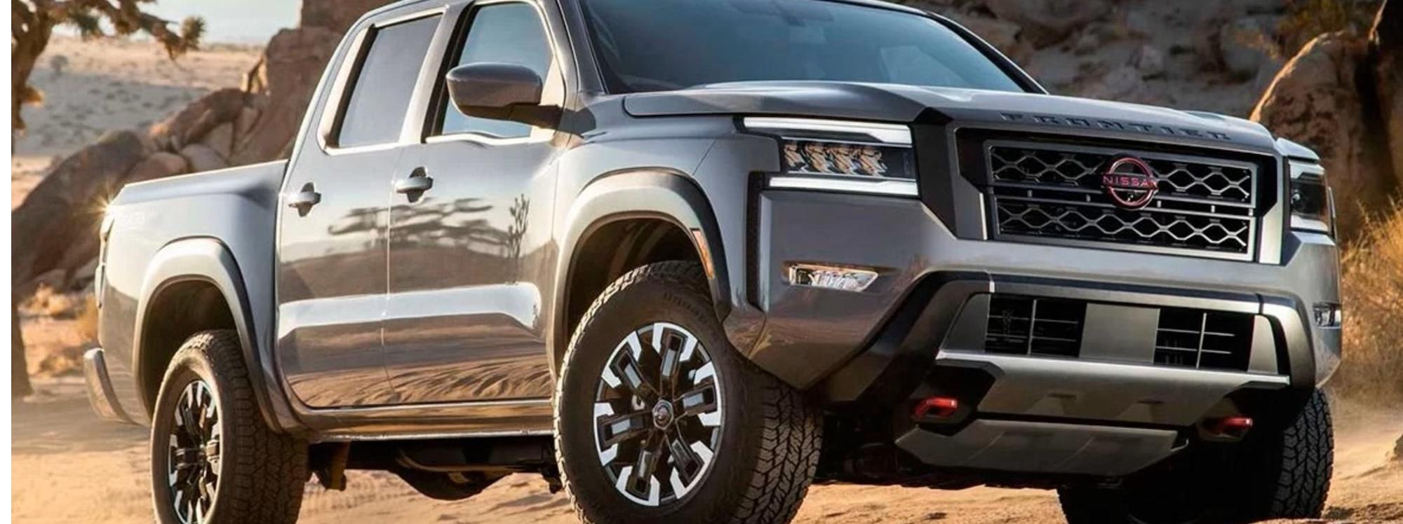 Nissan presentó la nueva pick up Frontier 2022