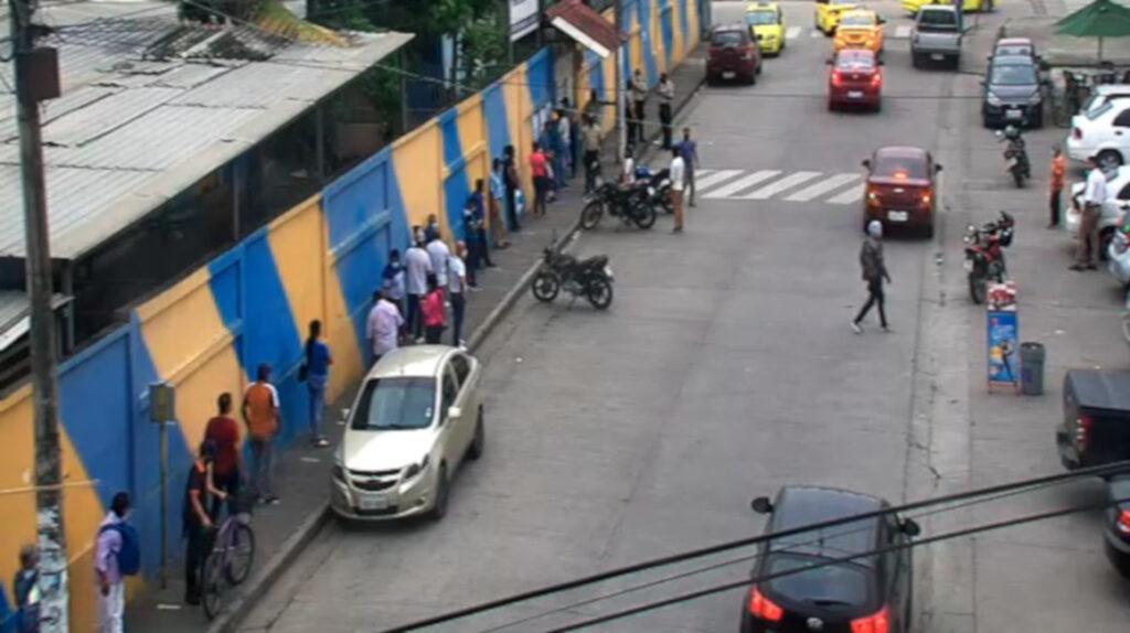 ECU-911 registró cerca de 1.200 aglomeraciones por la jornada electoral
