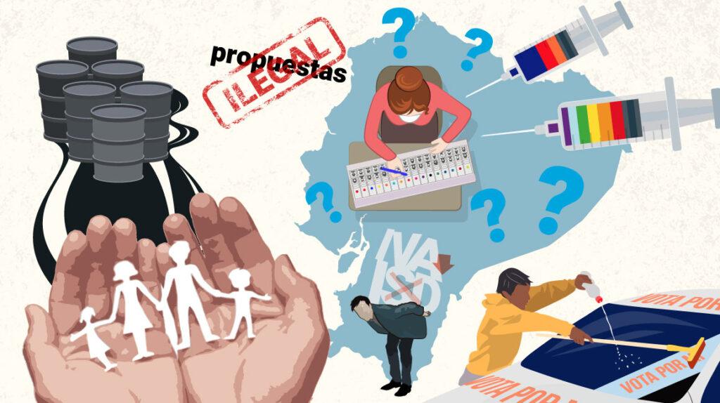 Estas son las propuestas presidenciales en seguridad, economía y bienestar