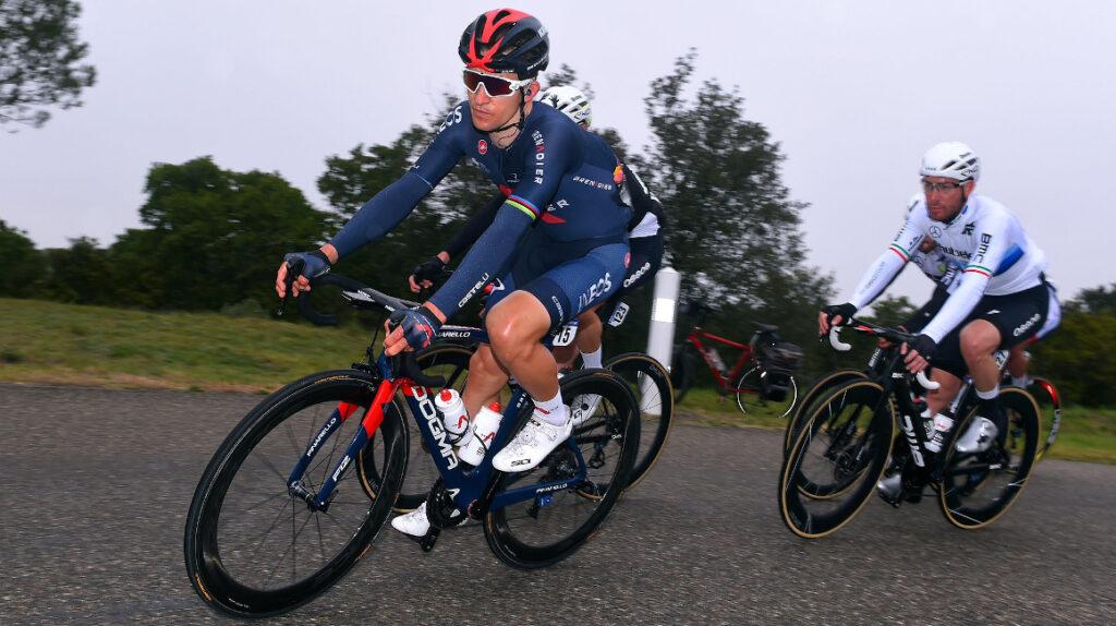 """Michal Kwiatkowski a la UCI: """"Por favor, piensen en los riesgos reales"""""""
