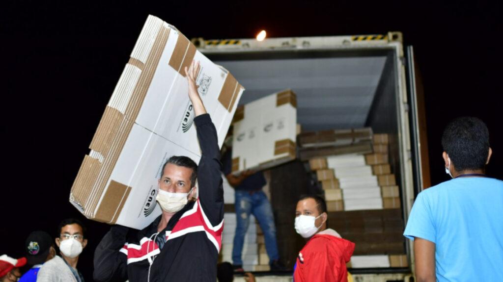 Asambleístas provinciales: CNE aprobó recuento de votos en Manabí