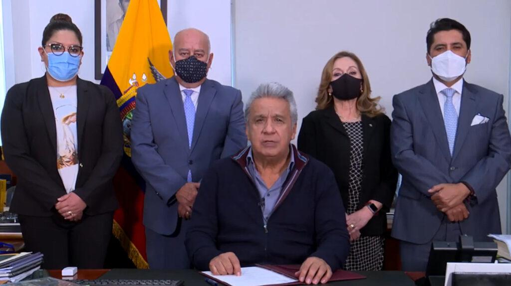 Moreno difiere pago del impuesto a la renta para microempresarios