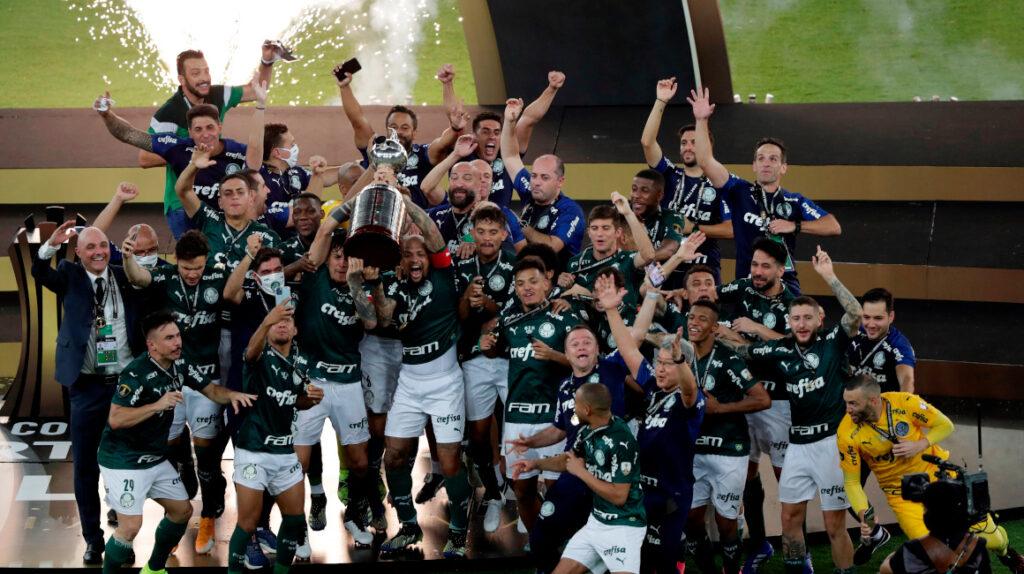 La Copa Libertadores 2021 entregará USD 168 millones en premios