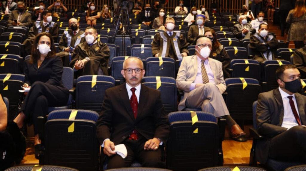 Judicatura posesionó a 11 nuevos jueces y conjueces nacionales