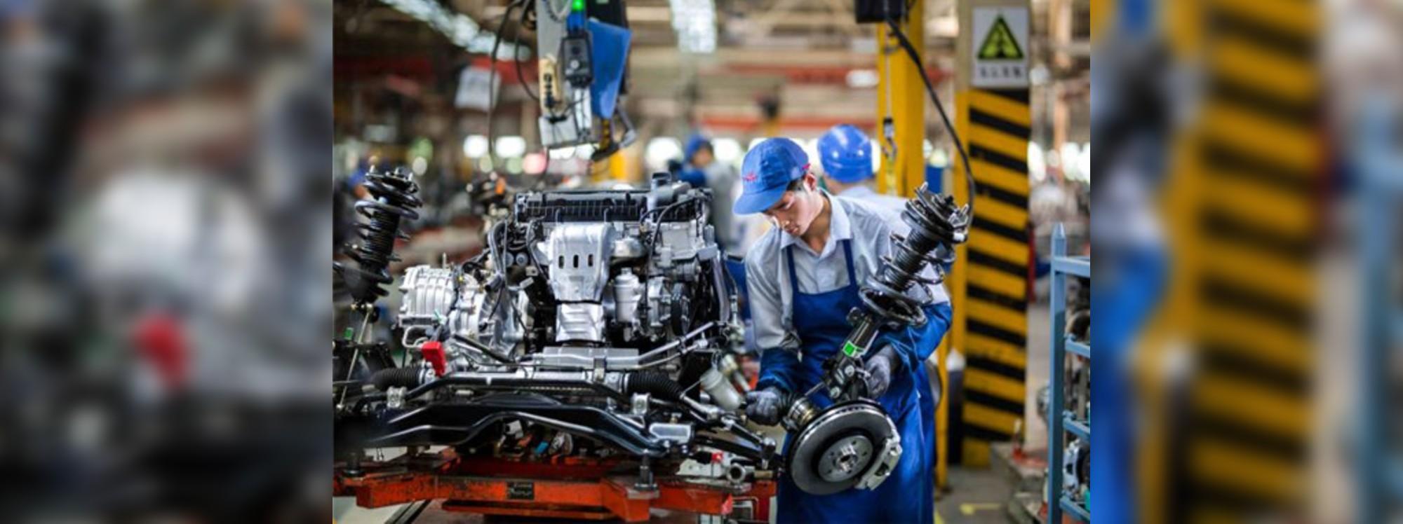 Nueva energía y movilidad inteligente son los pilares de la planta de ICV de Chery