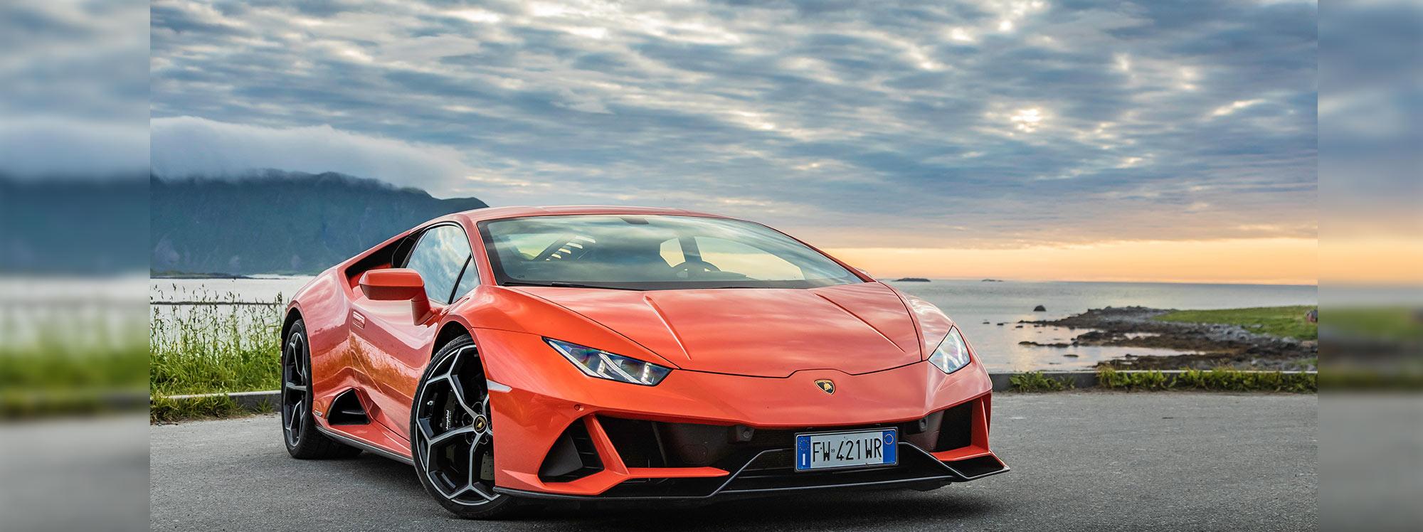 Lamborghini, el primero en incorporar control integral de Amazon Alexa