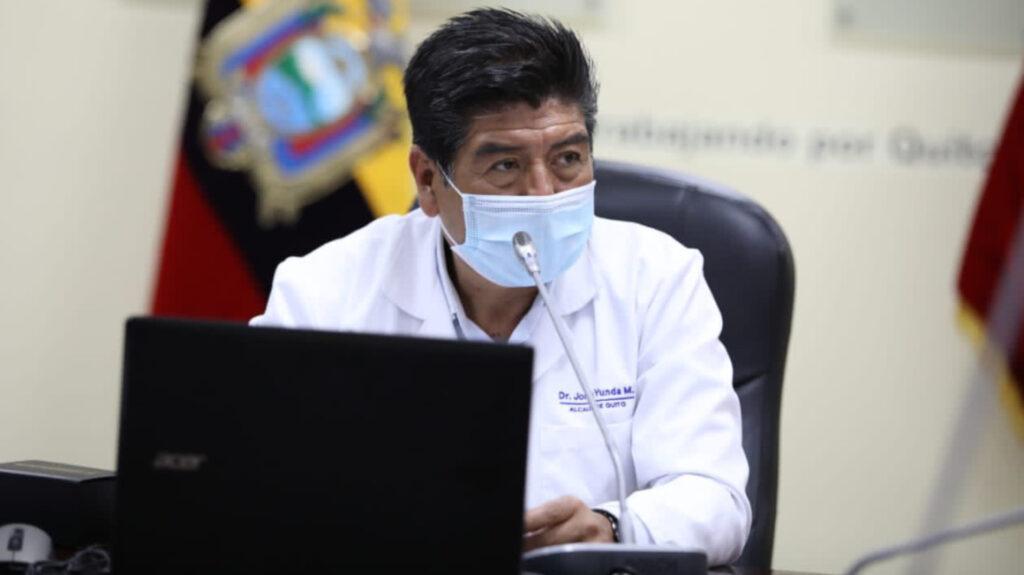 Fiscalía de Pichincha pide nuevas investigaciones por chats del hijo de Yunda