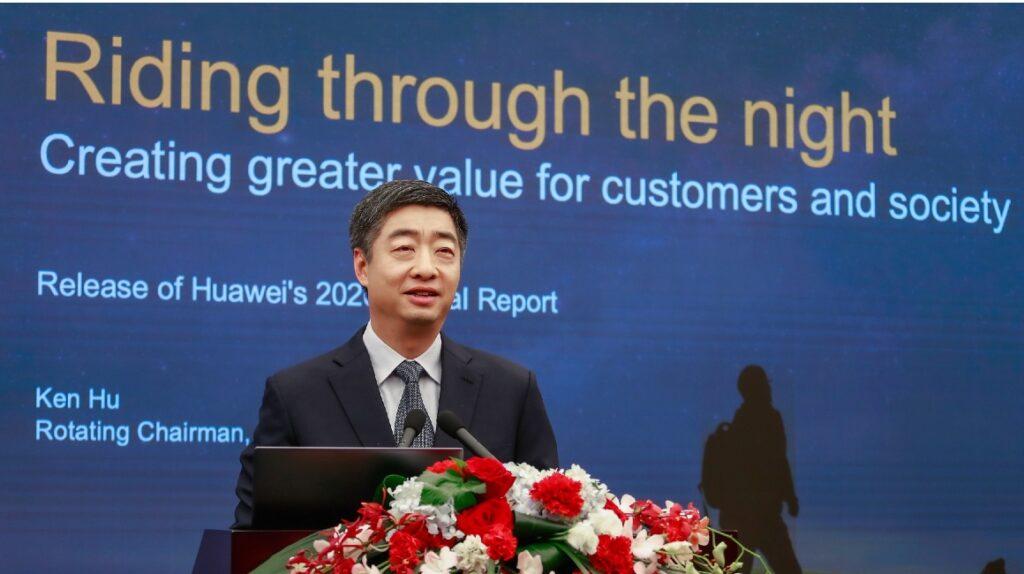 Huawei: desarrollo contra viento y marea