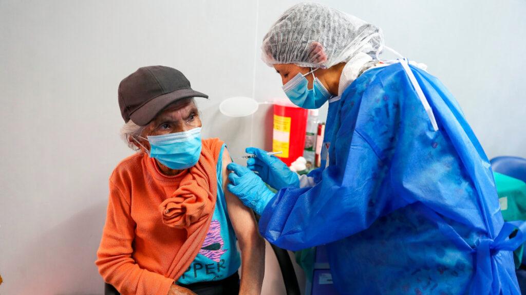 31 de marzo de 2021: en Ecuador se reportan 328.755 casos de Covid-19