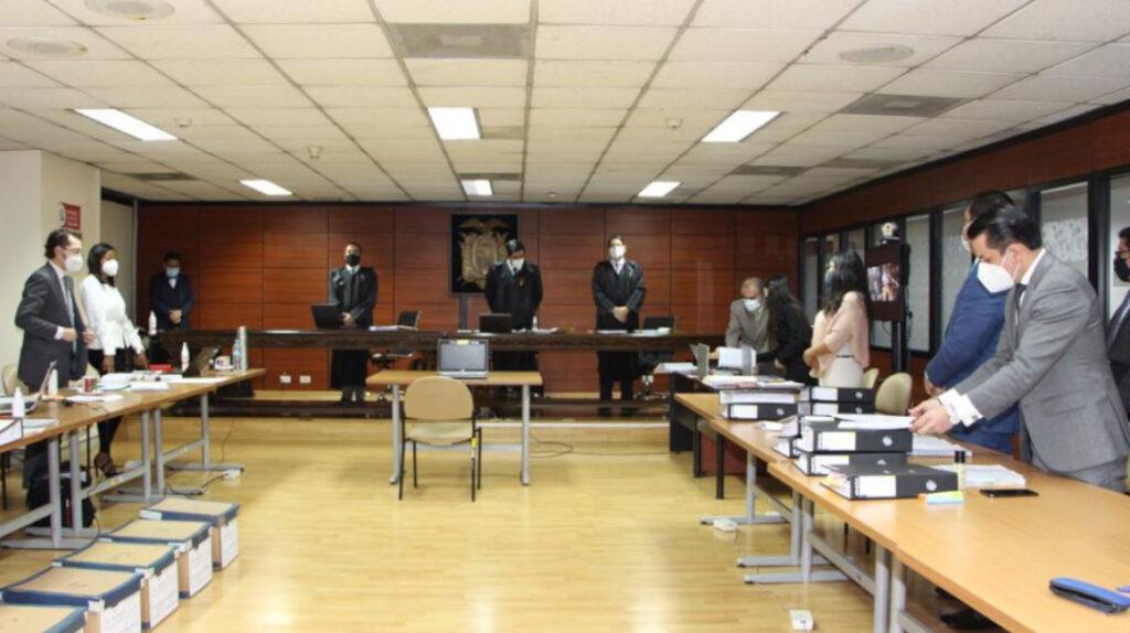 Con el juicio por el Hospital de Pedernales se retoman los casos en la Corte Nacional
