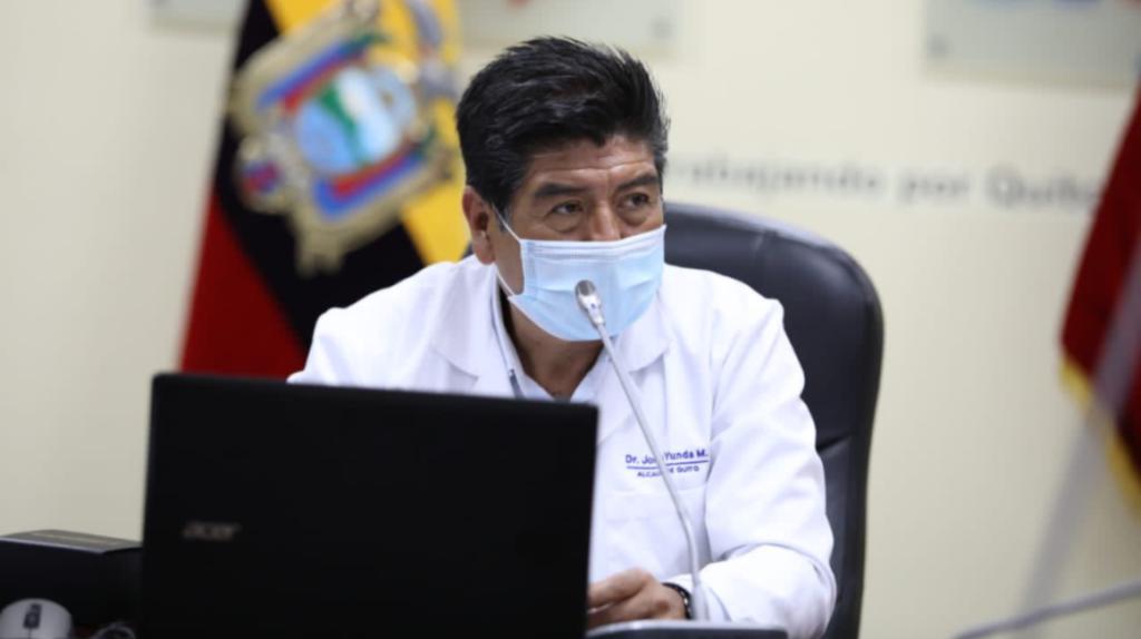 Jueza acepta parcialmente acción de protección de Jorge Yunda
