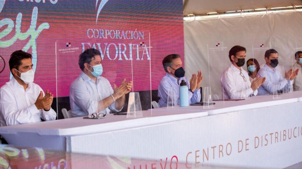 415 productos ecuatorianos llegaron a Panamá a través de Corporación Favorita