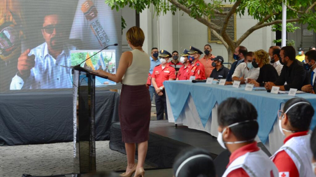 MSP inicia firma convenios con municipios para acelerar vacunación Covid-19