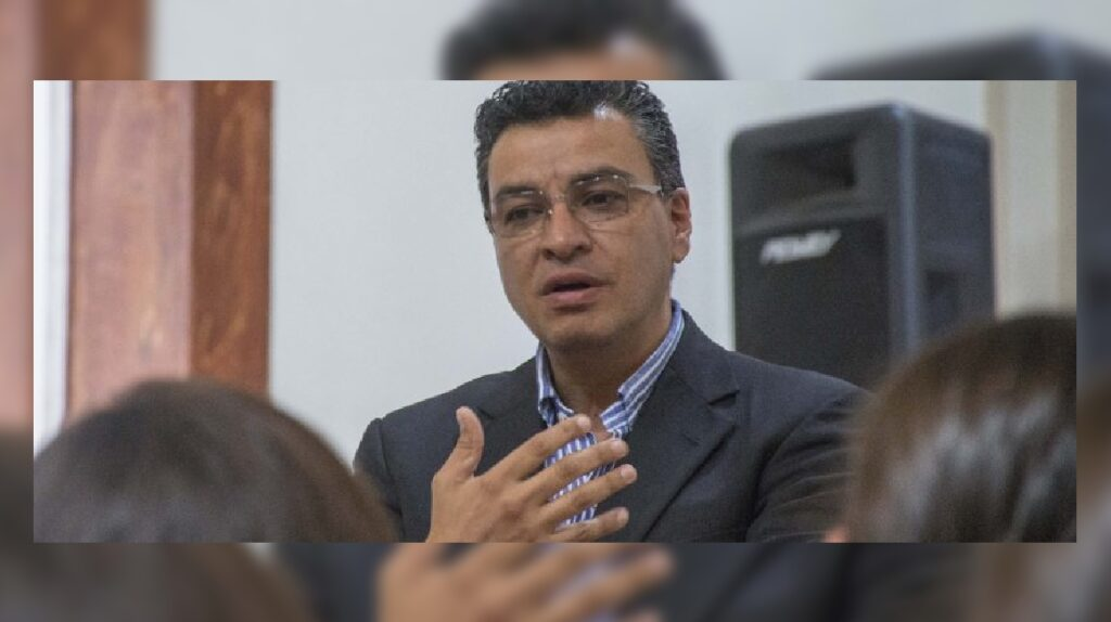 Diego Jara renuncia a la Secretaría de Cultura de Quito