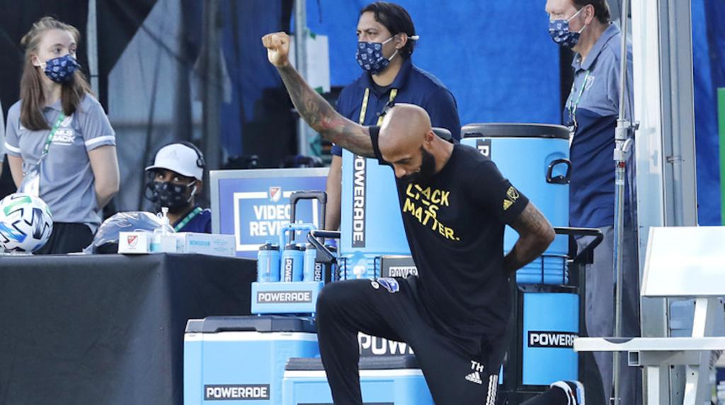Thierry Henry elimina sus redes sociales por el racismo y la toxicidad