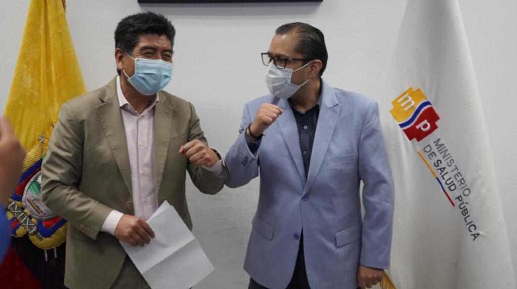 Ministerio de Salud compromete 3,2 millones de vacunas para Quito