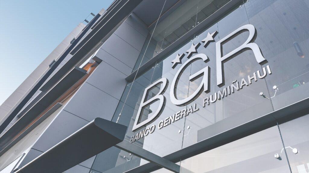 BGR se proyecta como el mejor banco del país