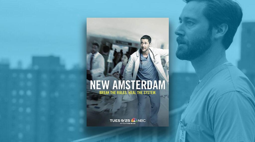 'New Amsterdam' y el retorno de los dramas de hospitales