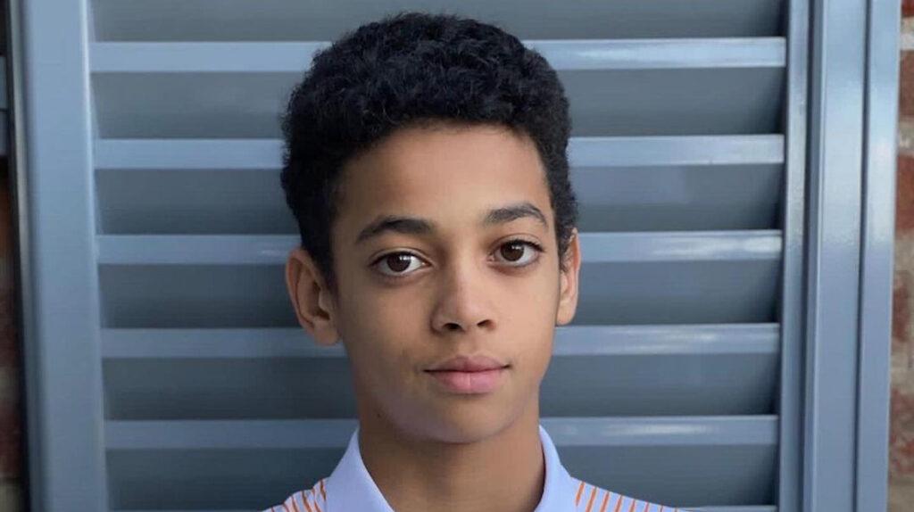 Ugo Ugochukwu: el estadounidense de 13 años que fichó por McLaren