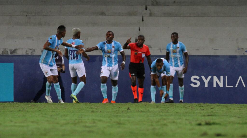 El 9 de Octubre es el equipo más multado de la quinta fecha de la LigaPro