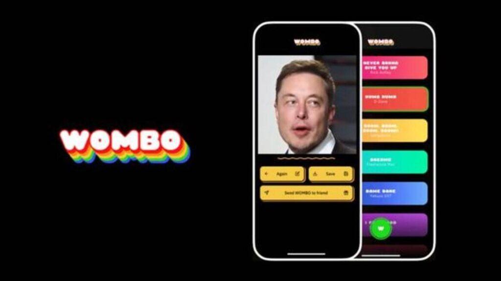 Wombo, la app que hace cantar a las 'selfies' y a las fotos de los famosos