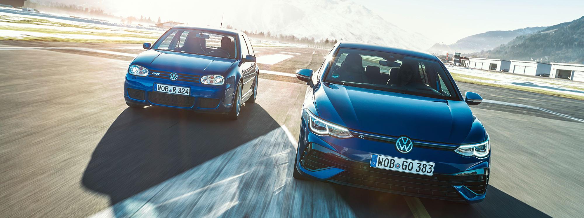 El nuevo Volkswagen Golf R 2021, un nuevo estándar en control
