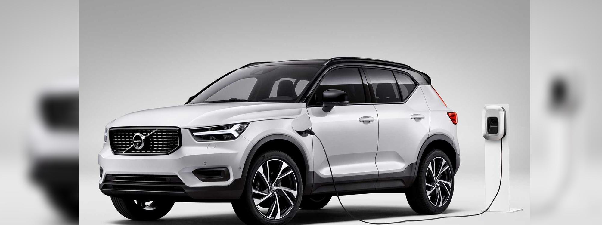 Volvo anunció que en 2030 todos sus autos serán eléctricos