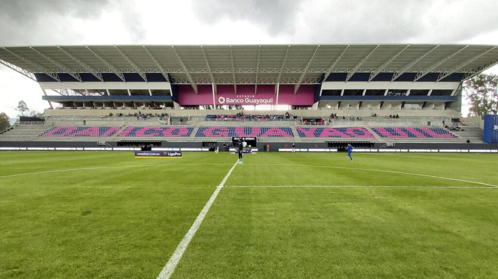 Ecuador jugará ante Bolivia en el estadio del Independiente del Valle