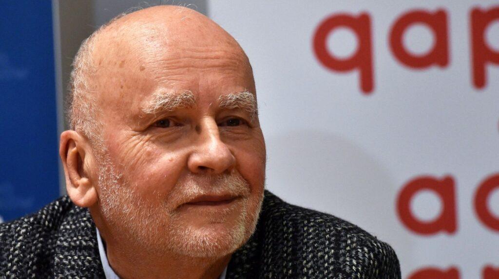 Muere el poeta polaco Adam Zagajewski a los 75 años