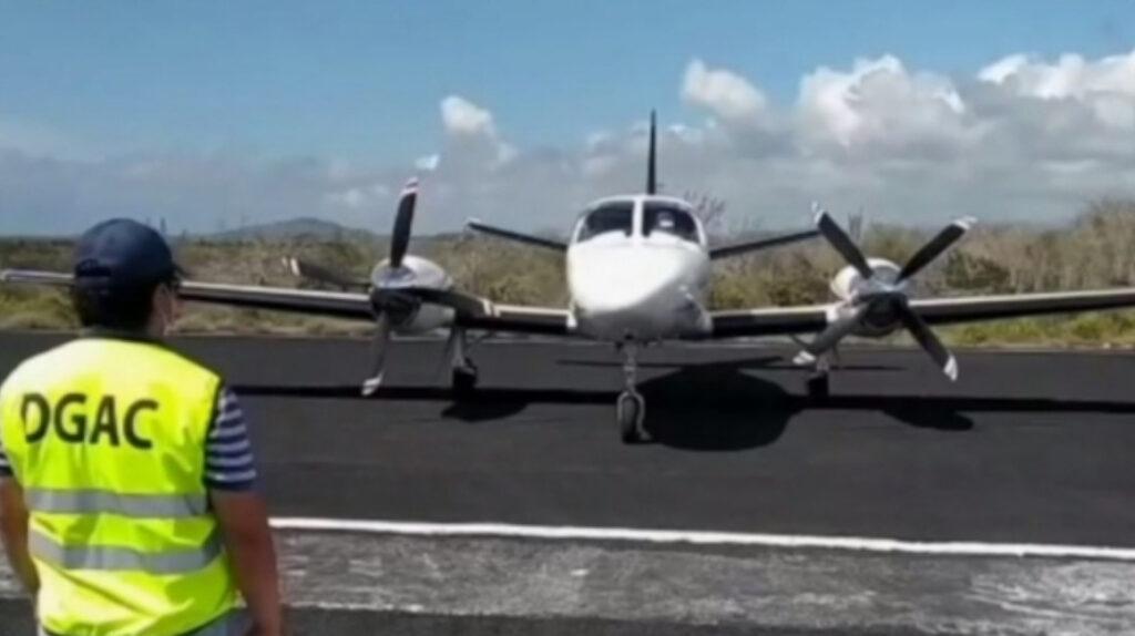 Avioneta que estaba bajo custodia policial desapareció en Galápagos