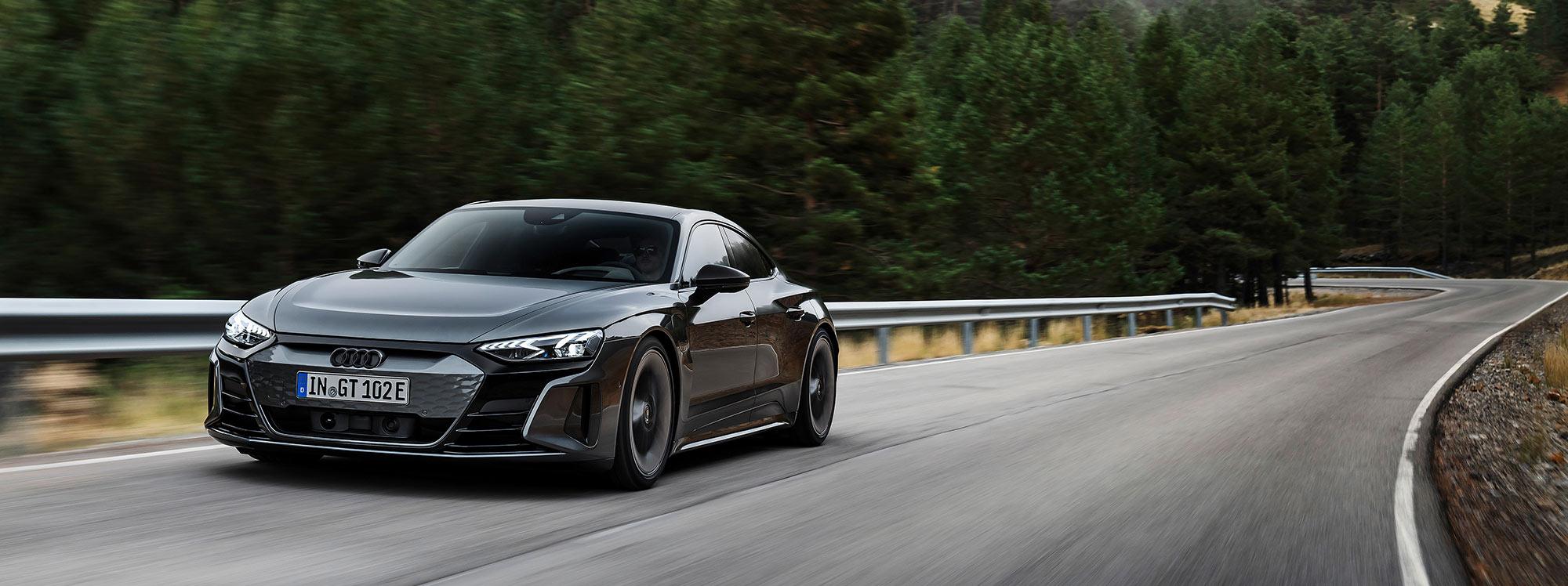Audi usa agua procedente de lluvia en sus procesos de fabricación