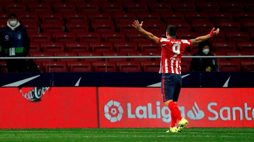 Luis Suárez dona 500 balones a clubes juveniles tras su gol 500