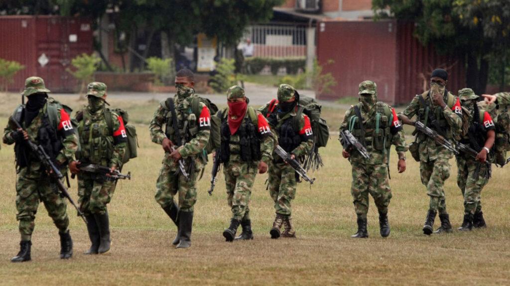 La guerrilla del ELN y su silenciosa expansión en Ecuador