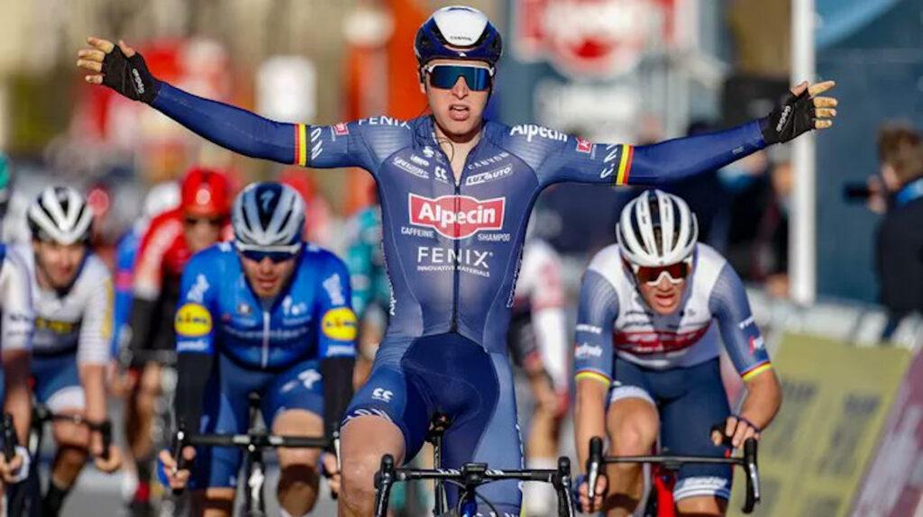 El belga Tim Merlier gana la clásica Bredene Koksijde