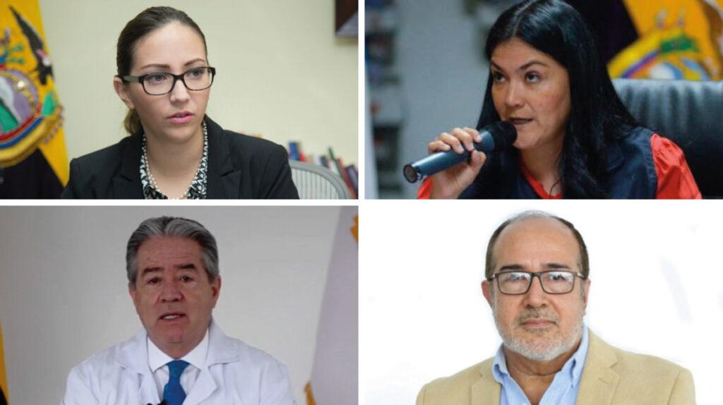 Los escándalos marcaron la gestión de cuatro exministros de Salud